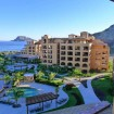 Villa del Palmar Loreto is tucked away in a quiet bay. Photo by Bob Schulman