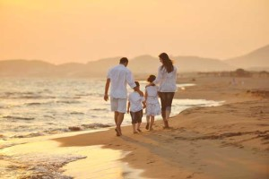 Family Vacation: Study Reveals How Travelers Like to Vacation
